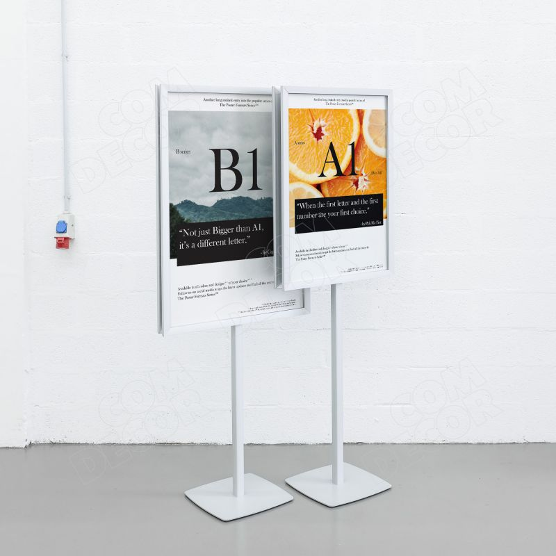 Infostend / reklaamalus