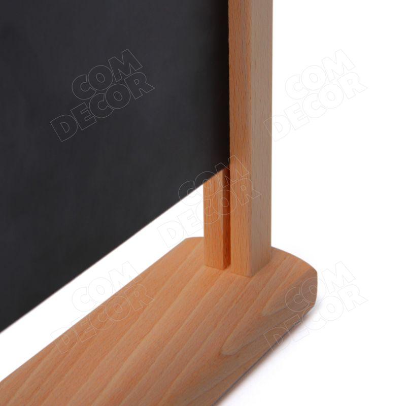 Lauarääkija / menüütahvel lauale
