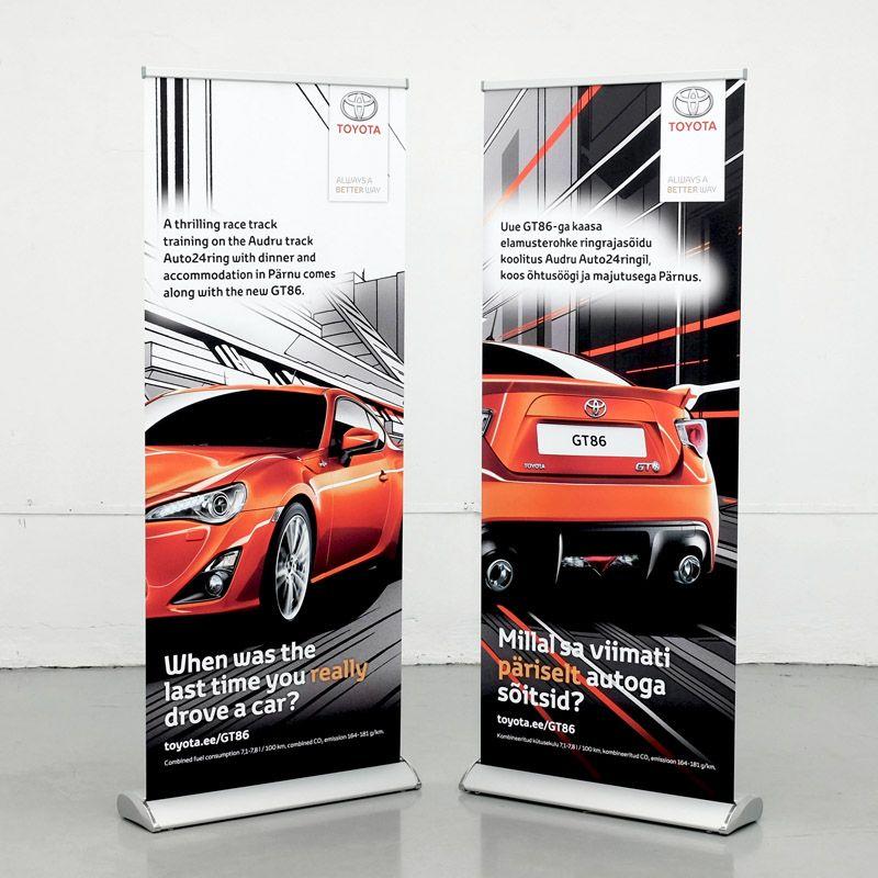 Rollup reklaam