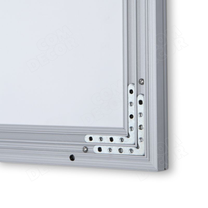 Valguskast - 19mm snapframe raam