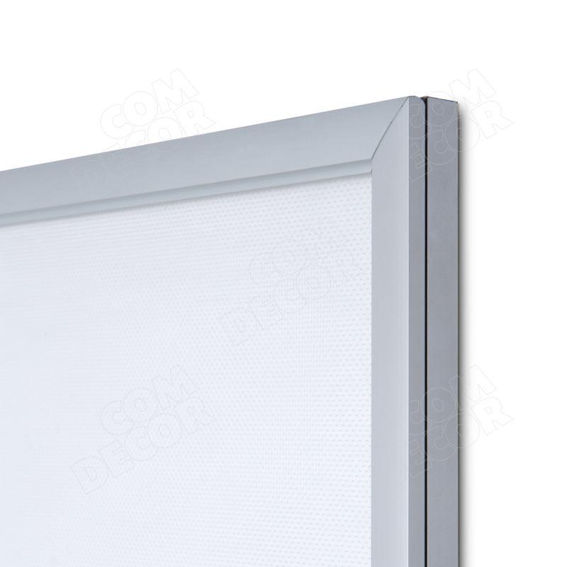 Valguskast - õhuke 19mm snapframe raam