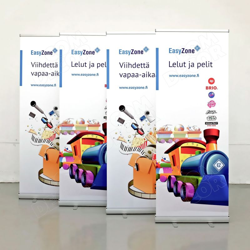 Roll-up stands