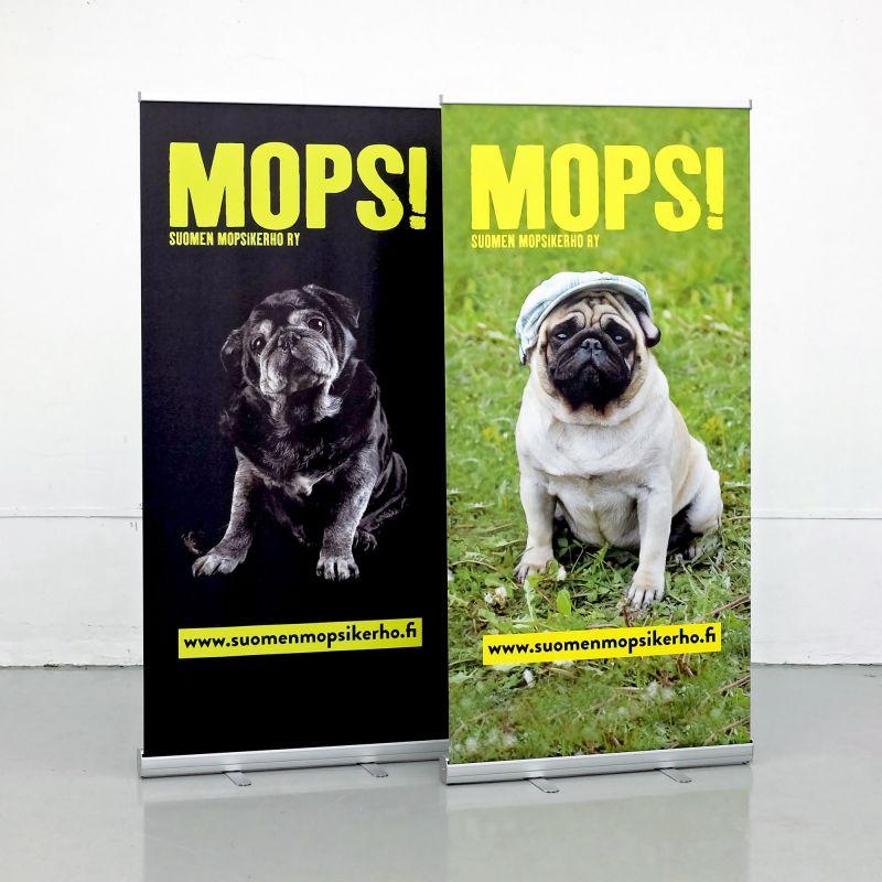 Rollups - easy roll banner